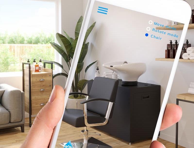 Home Based Salons App